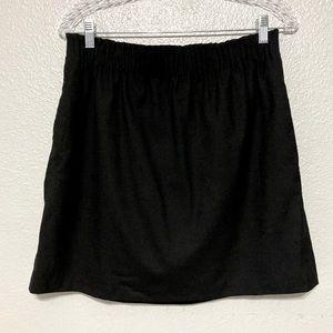 Loft wool blend medium skirt